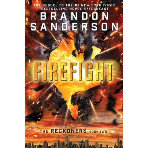 Firefight (Reckoners #2) (Export Edition)