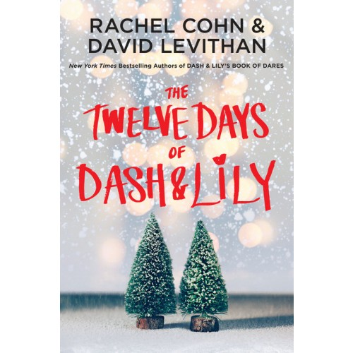 The Twelve Days of Dash and Lily (Dash & Lily #2) (Export Edition)