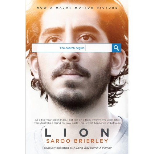 Lion (Movie Tie-In)