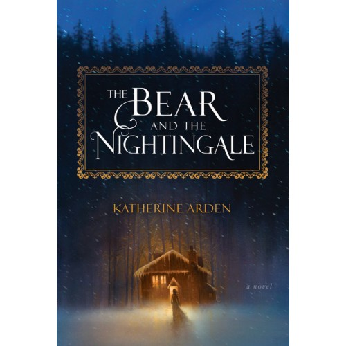 The Bear and the Nightingale: A Novel (Export Edition)