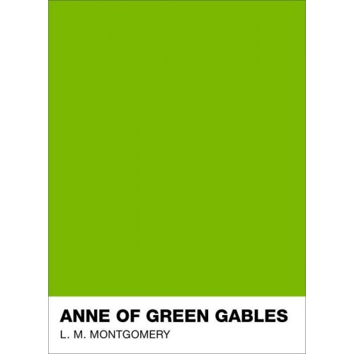 Anne of Green Gables (Puffin + Pantone)