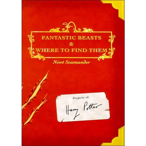 Harry Potter - Fantastic Beasts & Where To Find Them