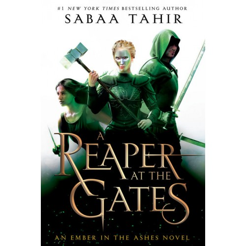 A Reaper at the Gates (Ember Quartet #3)