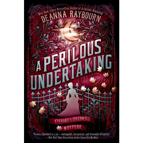 A Perilous Undertaking (Veronica Speedwell #2)