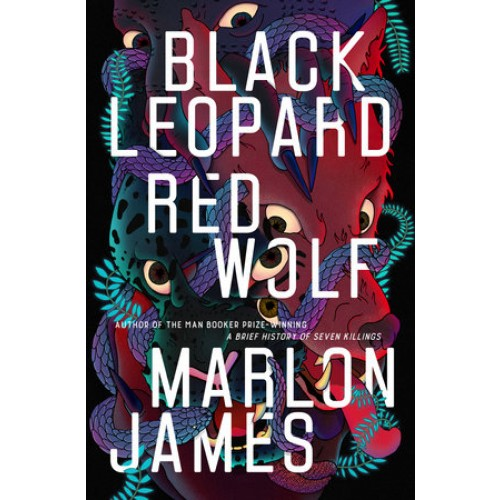 Black Leopard, Red Wolf (The Dark Star Trilogy #1) (Export Edition)