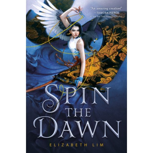 Spin the Dawn (The Blood of Stars #1) (Export Edition)