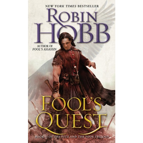 Fool's Quest (The Fitz and The Fool Trilogy #2)