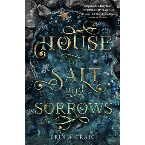House of Salt and Sorrows (Export Edition)