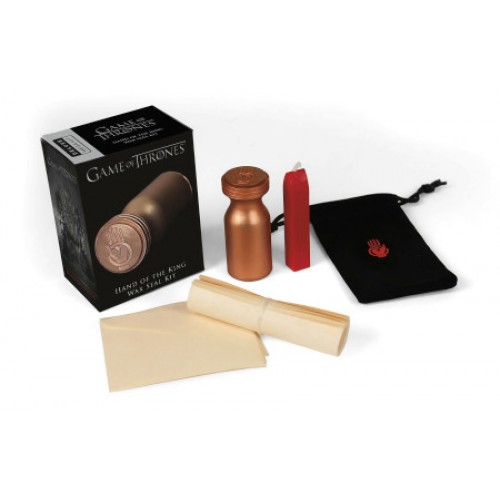 Game of Thrones: Hand of the King Wax Seal Kit