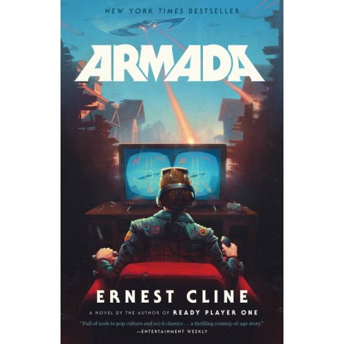 Armada: A Novel by the Author of Ready Player One (Paperback)