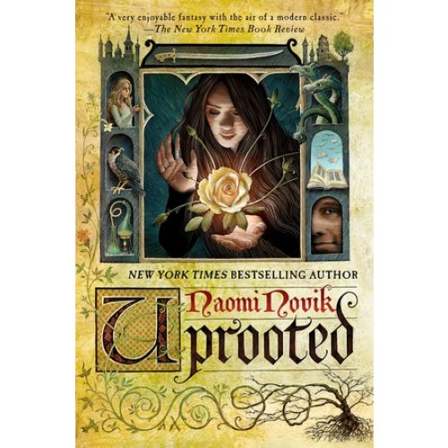 Uprooted (Paperback)