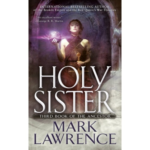 Holy Sister (Book of the Ancestor #3)