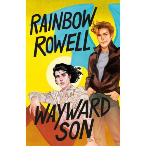 Wayward Son (Simon Snow Series #2) (International Edition)