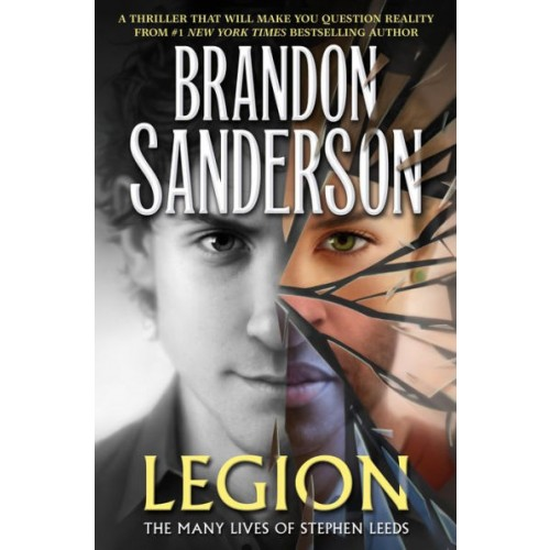 Legion: The Many Lives of Stephen Leeds (International Edition)