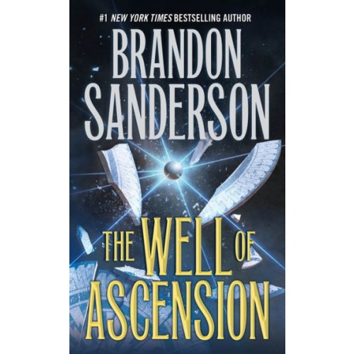 The Well of Ascension: Book Two of Mistborn (Mistborn #2) (Reissue)
