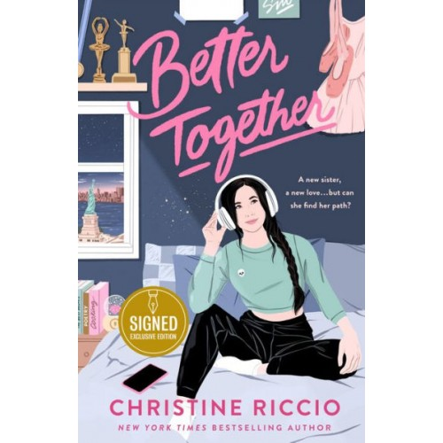 Better Together (Signed B&N Exclusive Edition)