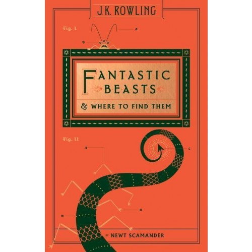 Fantastic Beasts & Where To Find Them (Reissue)