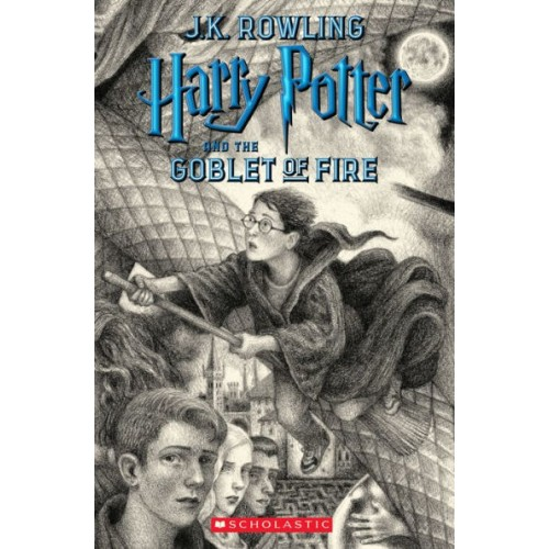 Harry Potter and the Goblet of Fire (Harry Potter #4) (20th Anniversary Edition)