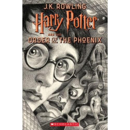 Harry Potter and the Order of the Phoenix (Harry Potter #5) (20th Anniversary Edition)