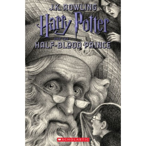 Harry Potter and the Half-Blood Prince (Harry Potter #6) (20th Anniversary Edition)