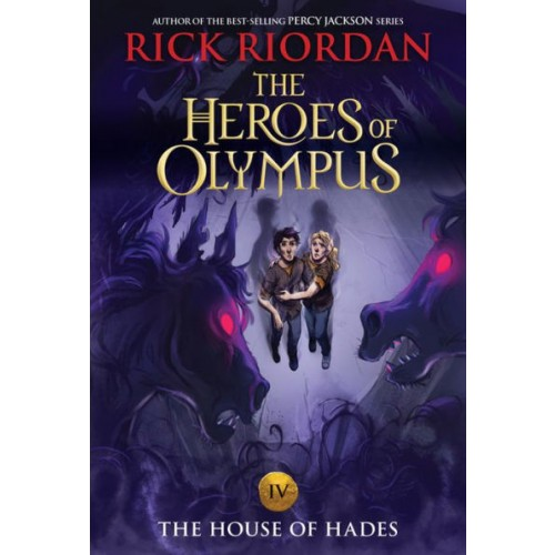 The Heroes Of Olympus, Book Four: The House of Hades (The Heroes of Olympus #4) (New Cover)