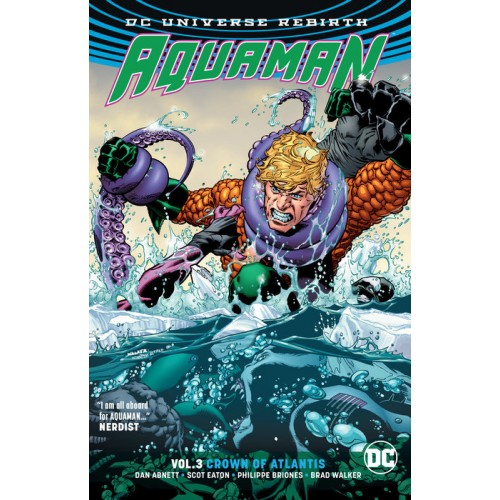 Aquaman Vol. 3: Crown of Atlantis (Rebirth)
