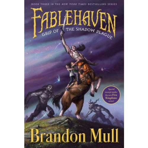 Grip of the Shadow Plague (Fablehaven #3)