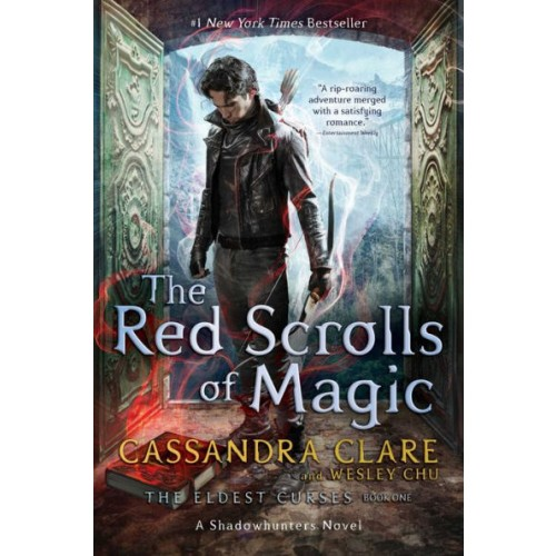 The Red Scrolls of Magic (The Eldest Curses #1) (Paperback)