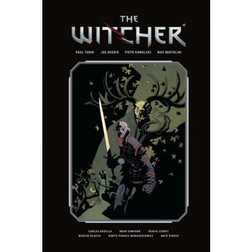 The Witcher Library Edition Volume 1