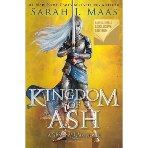 Kingdom of Ash (Throne of Glass #7) (B&N Exclusive Edition)