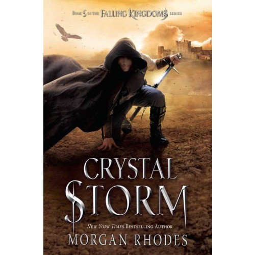 Crystal Storm (Falling Kingdoms #5) (Export Edition)