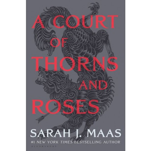A Court of Thorns and Roses (A Court of Thorns and Roses #1) (Adult)