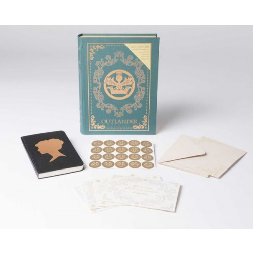 Outlander: Deluxe Note Card Set (With Keepsake Book Box)