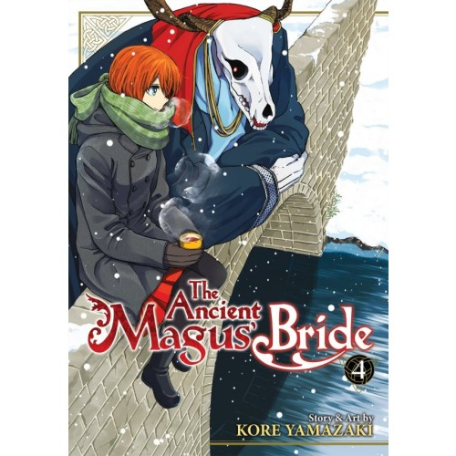 The Ancient Magus' Bride, Vol. 4 (The Ancient Magus' Bride #4)