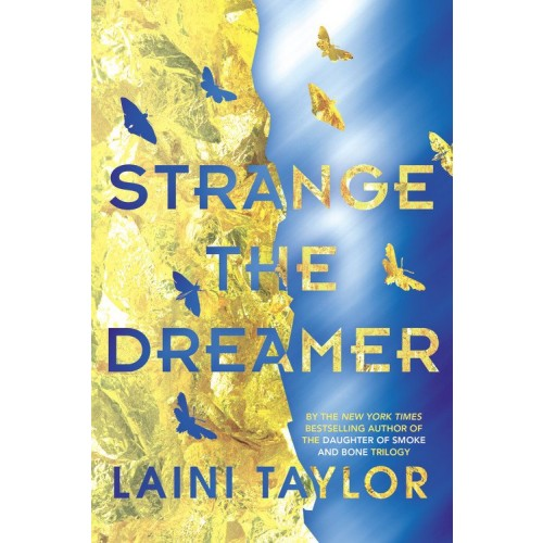 Strange the Dreamer (Strange the Dreamer #1) (International Edition)