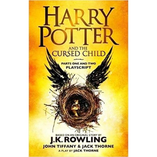 Harry Potter and the Cursed Child, Parts One and Two: The Official Playscript of the Original West End Production (Harry Potter #8) (Paperback)
