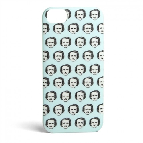 Edgar Allan Poe-ka Dots - iPhone 5 Case