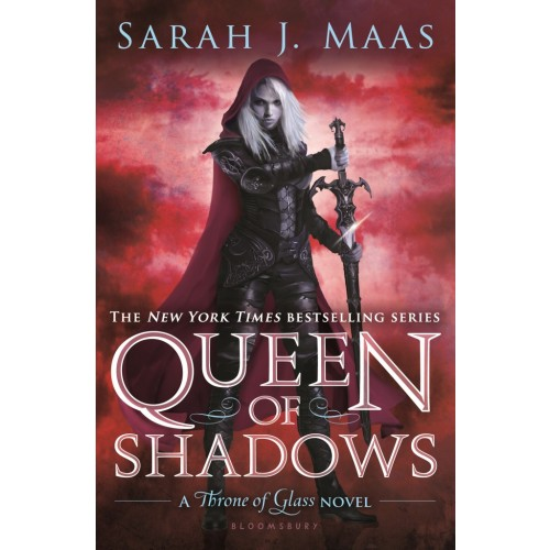 Queen of Shadows (Throne of Glass #4) (Paperback)