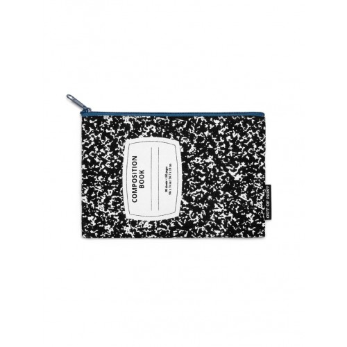 Composition Notebook - Pouch