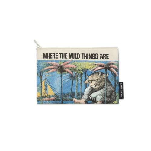 Where the Wild Things Are - Pouch