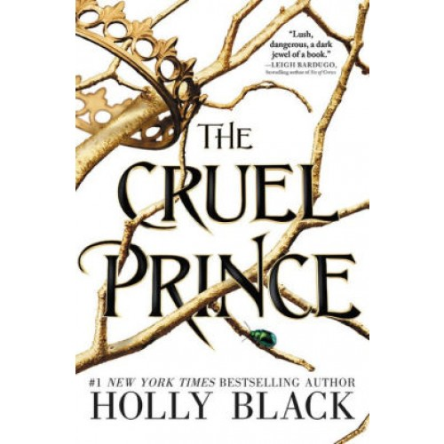 The Cruel Prince (The Folk of the Air #1) (SIGNED)