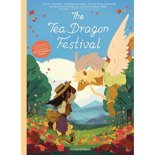 The Tea Dragon Festival (Tea Dragon #2)