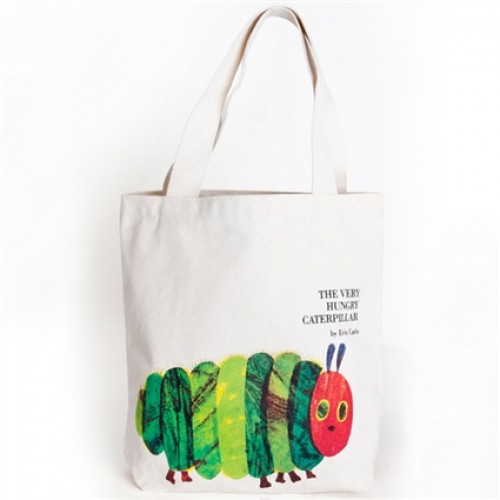 The Very Hungry Caterpillar - Tote Bag
