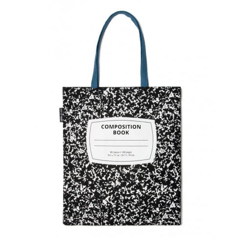 Composition Notebook - Tote Bag