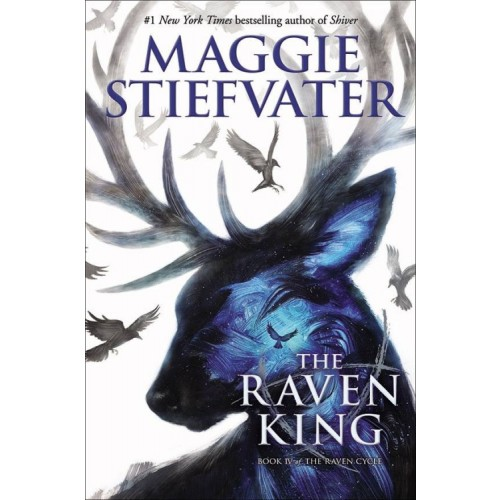 The Raven King (The Raven Cycle #4) (Paperback)