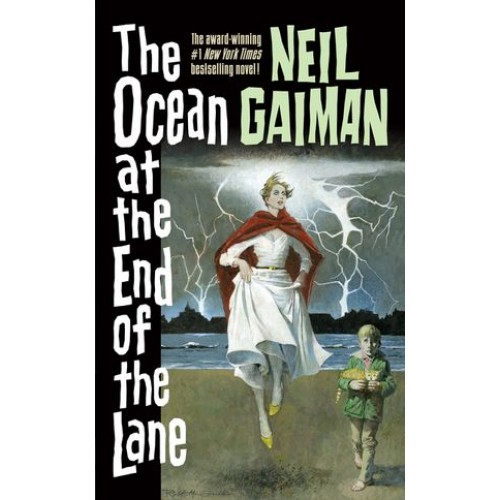 The Ocean at the End of the Lane: A Novel (Mass Market Paperback)