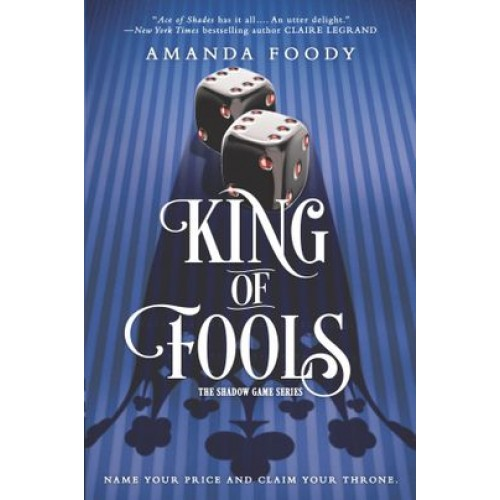 King of Fools (The Shadow Game #2) (Paperback)