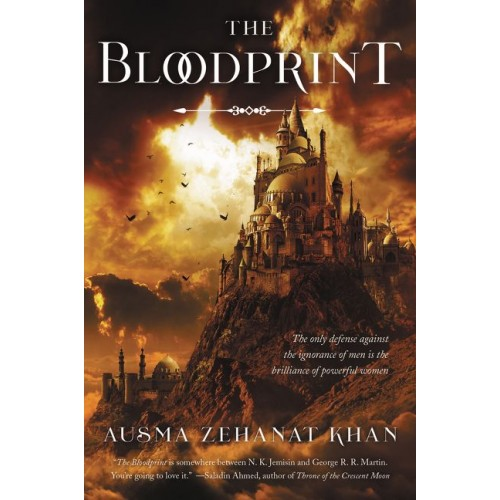 The Bloodprint (The Khorasan Archives #1)