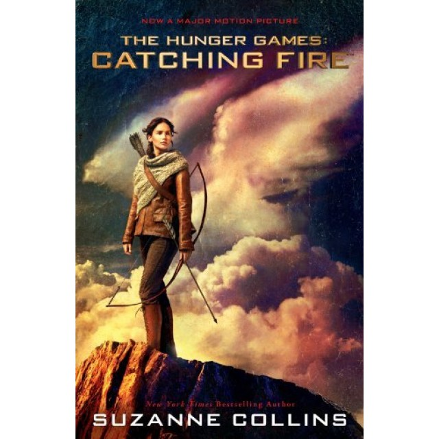 hunger games number of books