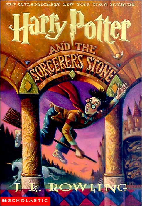 Harry Potter Books Young Readers : Harry potter and the sorcerer s stone book children